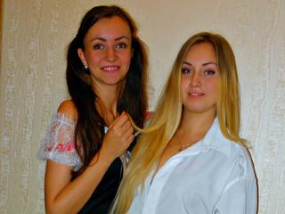 LauraVSValery - a shower an an oil massage thats perfect day